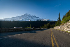 Mount Rainier National Park Stock Images