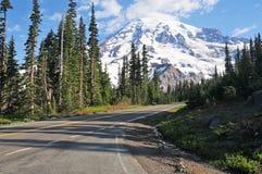 Mount Rainier National Park, Washington, USA Stock Photos
