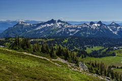 Mount Rainier National Park, Washington Stock Images
