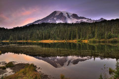 Free Mount Rainier Reflection Stock Photos - 11660043