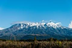 Mount Raupehu Royalty Free Stock Photography