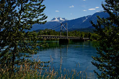 Mount Revelstoke Royalty Free Stock Images
