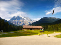 Mount Robson Park Canada Stock Photography