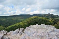 Mount Rogers VA Stock Image