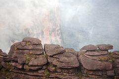 Mount Roraima landscape Royalty Free Stock Images