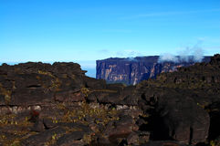 Mount Roraima - Venezuela Stock Images