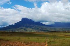 Mount Roraima - Venezuela Stock Image