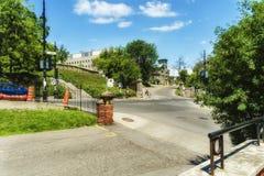 Mount Royal Peel entrance Stock Photos