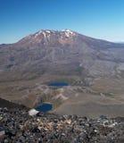 Mount Ruapehu Stock Image