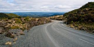 Mount Ruapehu area Stock Photos