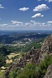 Mount Rudnik stock photography