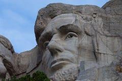 Mount Rushmore Линкольн стоковое фото rf