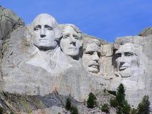 Mount Rushmore смотрит на президентов, Южной Дакоты, США стоковые изображения rf