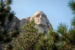 Mount Rushmore Royaltyfria Bilder