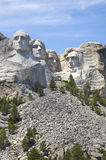 Mount Rushmore. View of the Mount Rushmore, South Dakota Royalty Free Stock Image