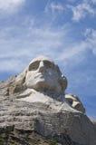 Mount Rushmore. View of Mount Rushmore, South Dakota Royalty Free Stock Photography