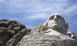Mount Rushmore. View of Mount Rushmore, South Dakota Stock Photo