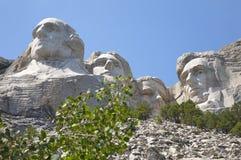 Mount Rushmore. View of Mount Rushmore, South Dakota Stock Images