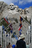 Mount Rushmore. National Memorial South Dakota Royalty Free Stock Photo