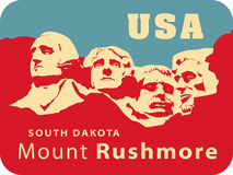 Free Mount Rushmore Royalty Free Stock Photo - 20574765