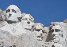 mount rushmore Fotografia Stock