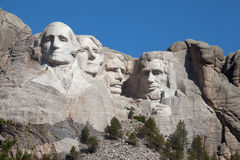 Mount Rushmore Royaltyfri Foto