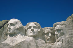 mount rushmore Obraz Royalty Free