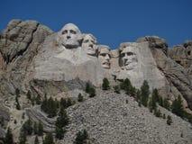 Mount Rushmore 2 Стоковые Изображения RF