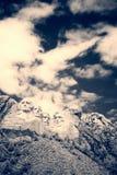 Mount Rushmore Royaltyfri Foto