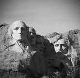 Mount Rushmore Royalty Free Stock Photography