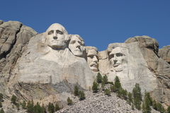 Mount Rushmore. National Monument stock photos