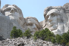 Mount Rushmore Стоковые Фотографии RF