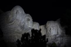 Mount Rushmore, Black Hills South Dakota Stock Photography