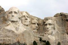 Mount Rushmore delstatspark i South Dakota fotografering för bildbyråer