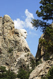 Mount Rushmore memorial Royalty Free Stock Photos