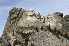 Mount Rushmore Monument. Stock Photos