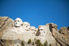 Mount Rushmore monument in South Dakota Royalty Free Stock Photos