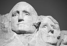 Mount Rushmore National Memorial, Black Hills, South Dakota, USA Stock Photos