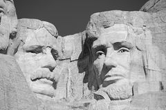 Mount Rushmore National Memorial, Black Hills, South Dakota, USA Royalty Free Stock Image