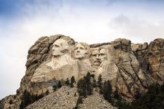 Mount Rushmore National Memorial Park in South Dakota, USA. Scul Stock Photos