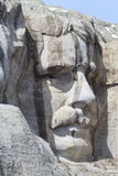 Mount Rushmore National Memorial with President Teddy Roosevelt Royalty Free Stock Image