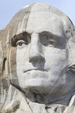 Mount Rushmore National Memorial with President Washington Royalty Free Stock Images