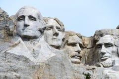 Mount Rushmore National Memorial. Roosevelt Granite Jefferson George Washington Founding Fathers Stock Photography