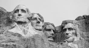 Mount Rushmore National Memorial Sculpture Stock Images