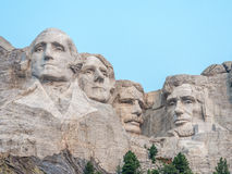 Mount Rushmore National Memorial Sculpture Royalty Free Stock Photography