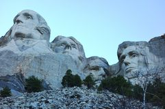 Mount Rushmore National Memorial Stock Photography