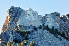 The Mount Rushmore National Memorial in South Dakota Stock Images
