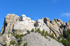 Mount Rushmore National Memorial Stock Photos