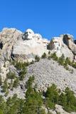 Mount Rushmore National Memorial Stock Image