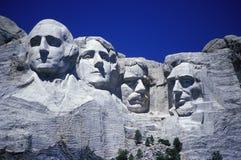 Mount rushmore national monumen royalty free stock photos